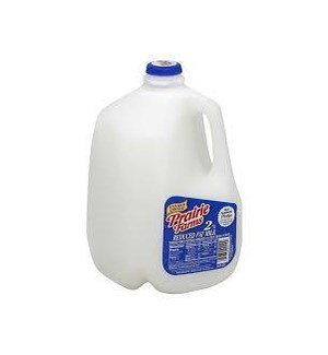 PRAIRIE FARMS 2% MILK GAL