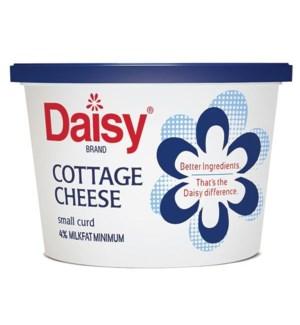 DAISY COTTAGE CHEESE 4% MILKFAT 16OZ