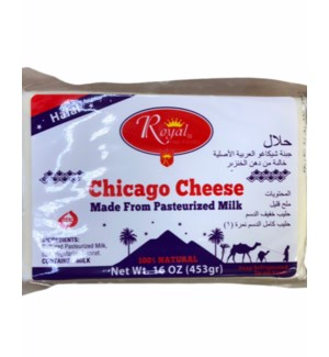 ROYAL CHICAGO CHEESE 16 OZ (EACH)