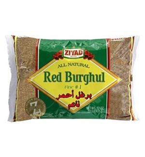 ZIYAD RED BURGHUL WHEAT #1 MEDIUM 2 LB