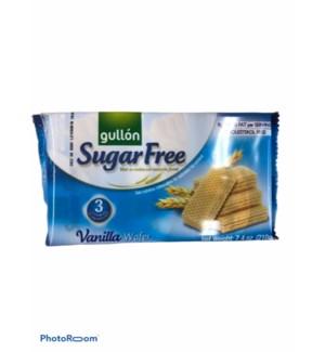 GULLON SUGAR FREE CHOCOLATE WAFER 7.4 OZ