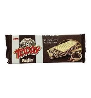 ELVAN TODAY CHOCOLATE WAFER 130 G 20/CASE