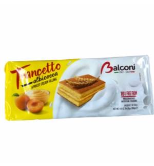 BALCONI TRANCETTO APRICOT 280 G