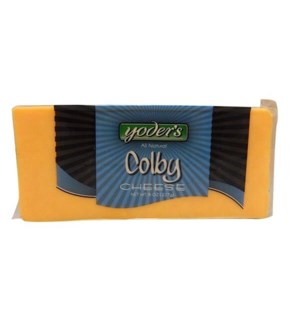 YODERS CHEESE BAR COLBY JACK 8OZ