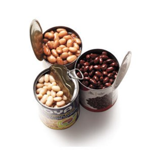CANNED BEANS-CHICK PEAS
