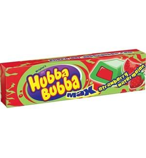 HUBBA BUBBA STRAW-WATER