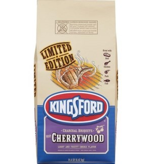 CHARCOAL KINGFORD (CHERRYWOOD) 14.6LB