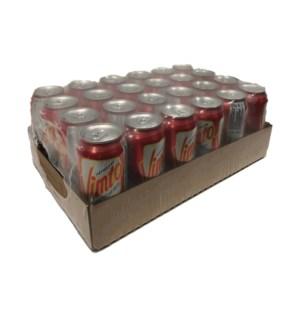 VIMTO FRUIT DRINK 12 OZ 24 pack