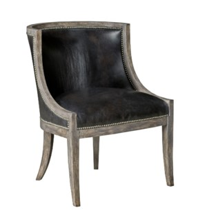 Waning Crescent Chair