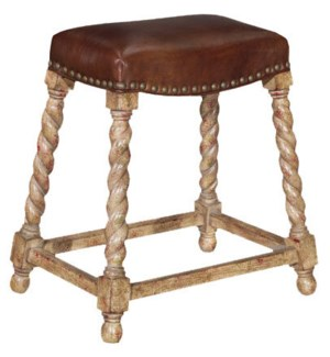 Apothecary Counter Stool
