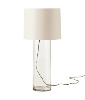 Anaheim Glass Table Lamp