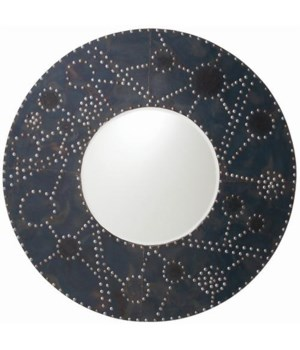 Velma Large Iron Clad Mirror