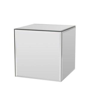 Clear Mirror Cube