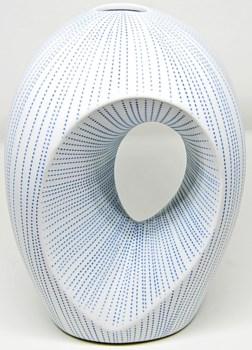 Artura Blue & White Container
