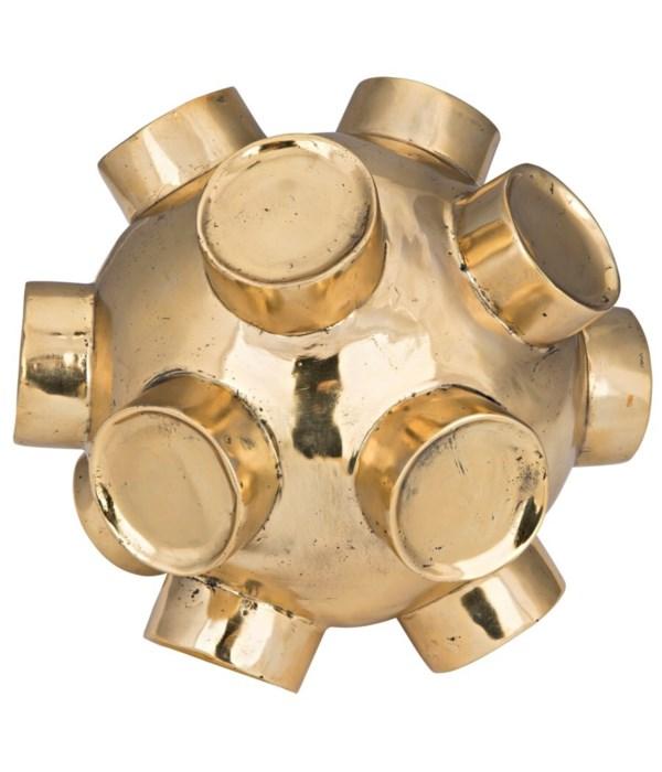 Motta Sculpture Brass