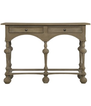 Genovese Console, Weathered