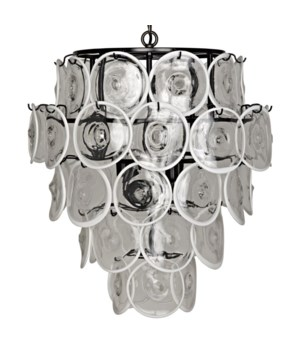 Alva Chandelier, Black Metal