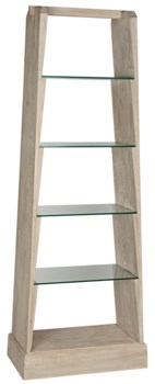Sandor Bookcase, Grey Wash