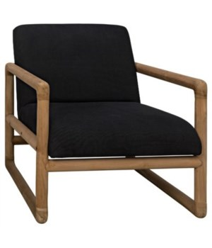 Metz Chair, Teak