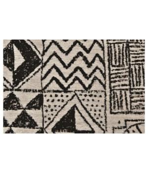 22x22 Pillow, Makossa, Gr B