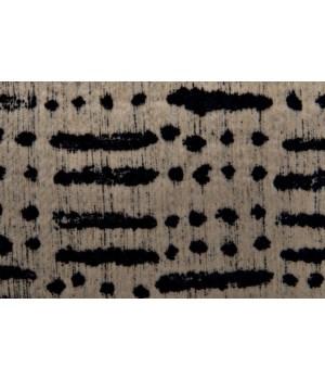 22x22 Pillow, Morse Code, Gr B