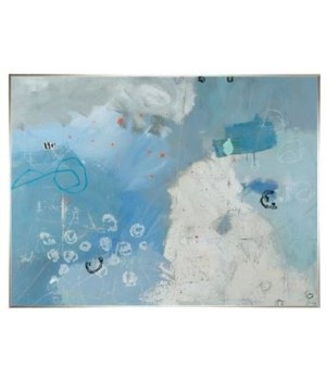40x30 Waterscape, Hand Embellishment Texture, 36P1708