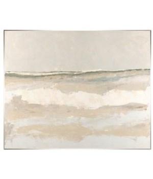 50x40 Navarre Morning, Hand Embellishment Texture, 36P1708