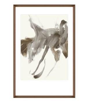 24x36 Sweet Mind III, Glass Framed Hand Embellishment, Frame 36PUP2655
