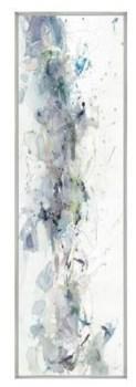 20x68 Space Dust I, Glass Framed Custom, 36PUN2624