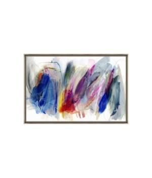 60x40 High Hopes, Glass Framed, Frame 36PDS10004