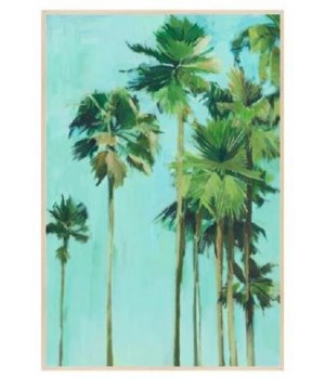 40x60 Palm Trees in Summer I, 36PL663177
