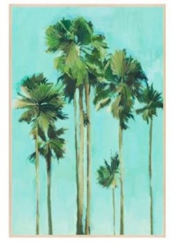 40x60 Palm Trees in Summer II, 36PL663177