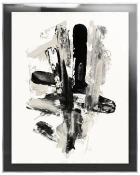 24x30 Art of Brushstrokes I, Plexi Box Art