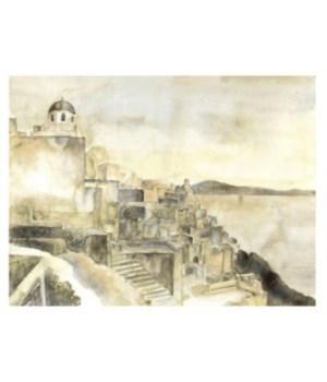 40x30 Scenery of Europe III, Glass Coat, Frame 36P1705