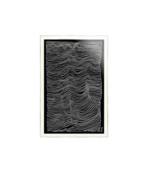 40x60 Ripples, Plexi Box Art