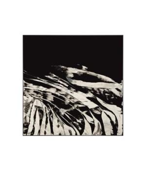 54x54 Organic, Hand Embellishment Texture, Frame 36P1706