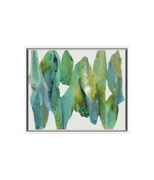 65x54 Wanderlust, Glass Framed, Frame 36PDS10035