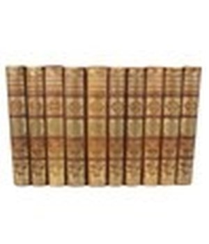 Antique Leather-Bound