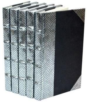 Exotic Metallic Collection - Silver