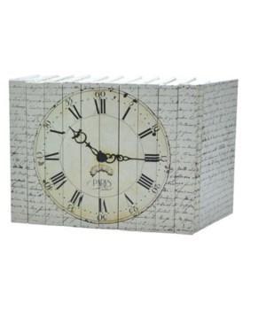 Image Collection-Paris Clock, Set of 10