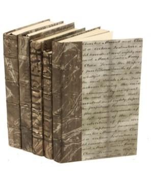 The Metallic Document Collection-Gunmetal