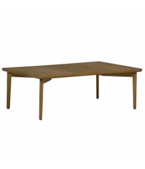 Woodlawn Coffee Table, Natural Teak