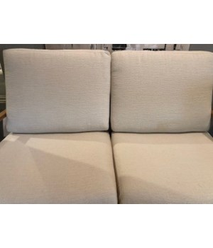Woodlawn Sofa, Duplin Canvas, No Welt
