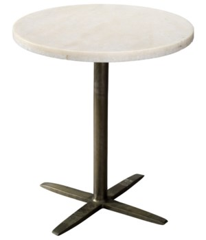 Berlin Table in White Marble