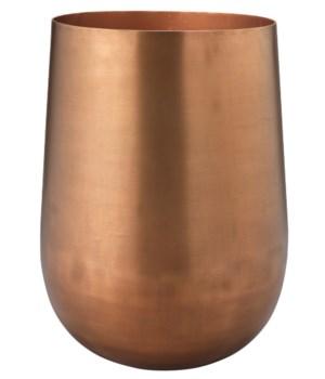 Tapio Lg Vase in Copper