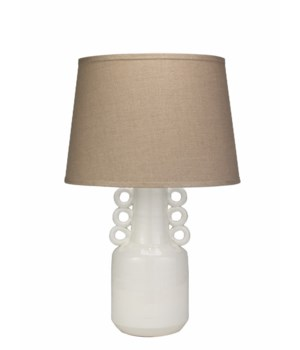 Circus Table Lamp W Classic Open Cone Shade