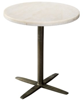Berlin Table, White Marble
