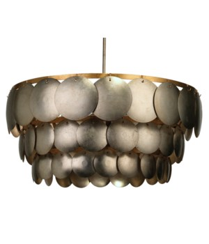 Calypso Three Tier Chandelier