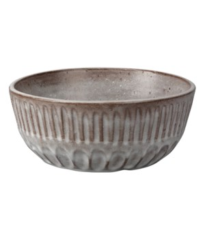 Cradle Bowl, Ash Ceramic