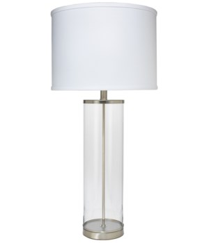 Rockefeller Lamp, Nickel